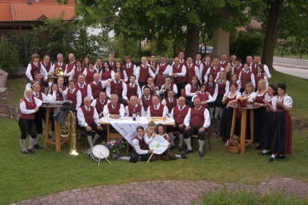 Musikverein Hettmannsdorf-Würflach zum 85. Jubiläum