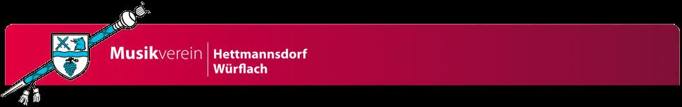 Musikverein Hettmannsdorf-Würflach